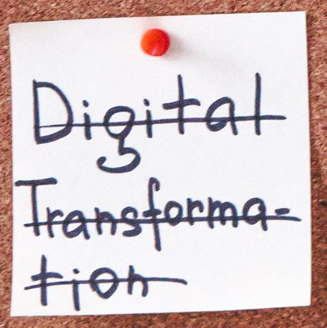 Digitale: passaggio obbligato si, ma consapevole e organizzato